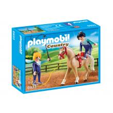 Set Playmobil Country - Lectie Calarie (6933)