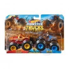 Set doua masini Hot Wheels, Spur of the Moment, Steer Clear, GBT70