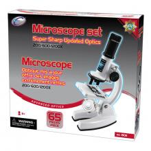 Set Eastcolight Microscop 200/600/1200x, 65 piese