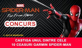 Concurs SPIDER-MAN