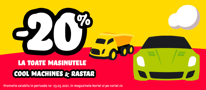 Cool Machines&Rastar - Promo