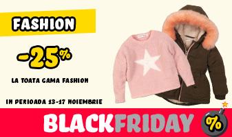 Fashion - Black Friday