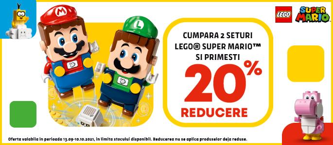 LEGO® Super Mario - Promo