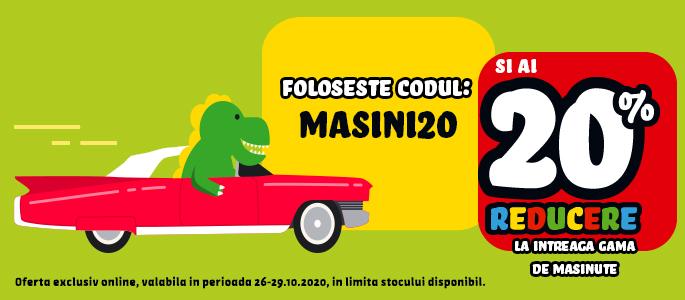 Masinute - Promo