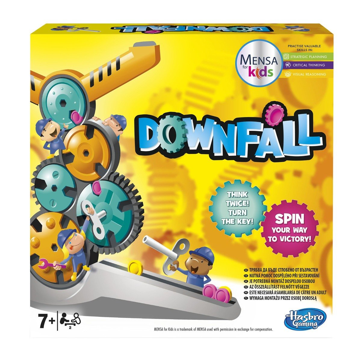 Joc Downfall machine