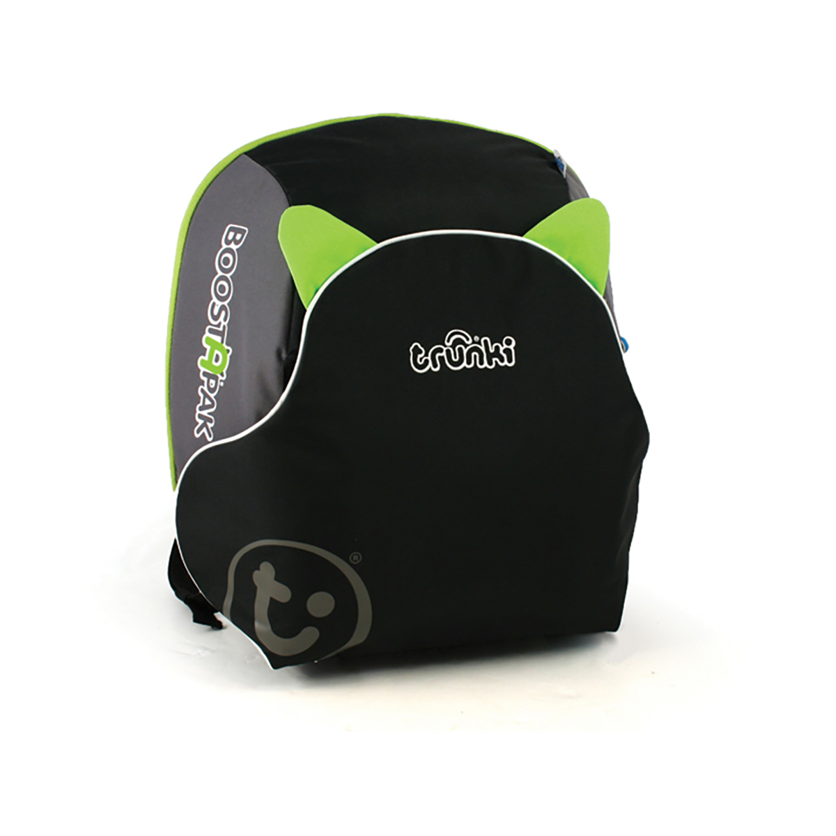 Rucsac si inaltator auto BoostApak Trunki, Verde imagine 2021