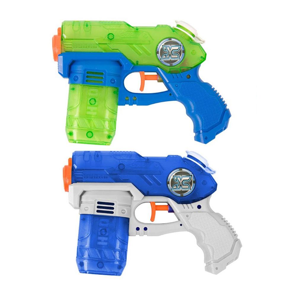 set pistol cu apa zuru x-shot water blaster - stealth soaker