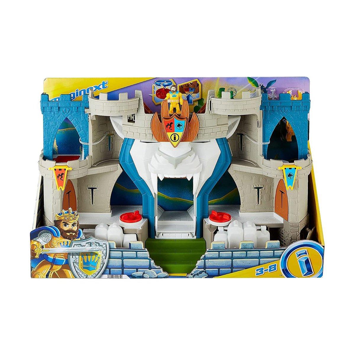 Set de joaca Imaginext, Castel