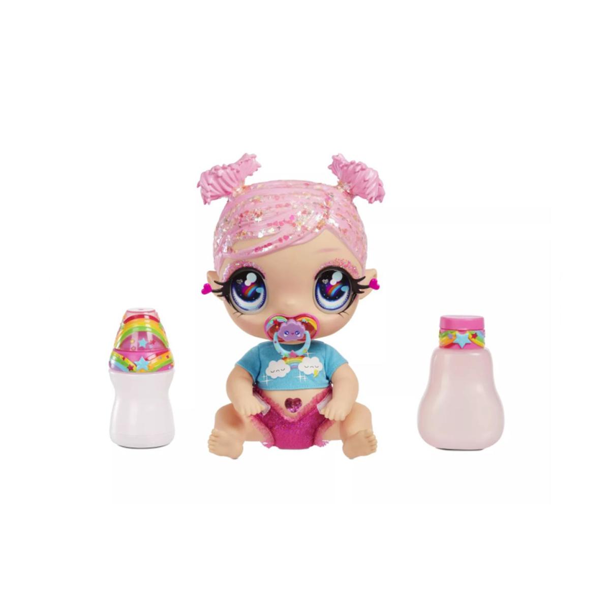 Papusa, I love U Baby Doll, Pink