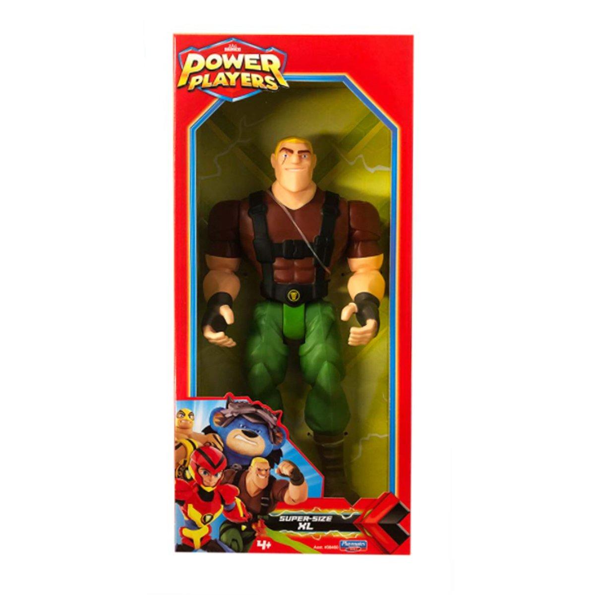 Figurina articulata Power Players, Sarge, XL
