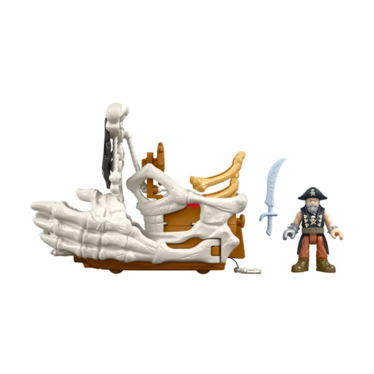 Figurina, Imaginext, Nava piratului