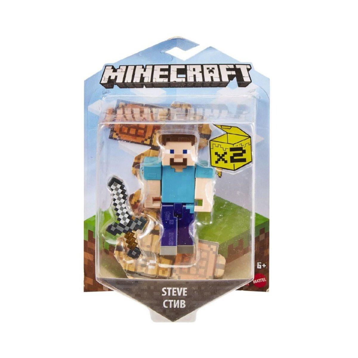Figurina Minecraft, Core