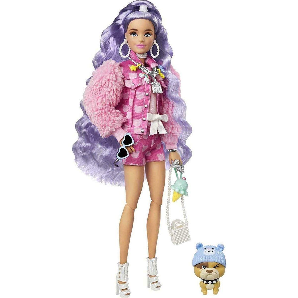 Papusa Barbie, Extra Style, Millie Prewinkle Hair