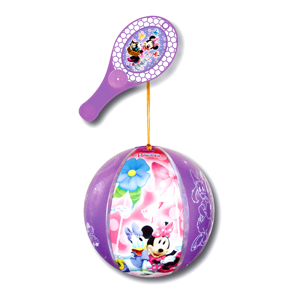 Minge gonflabila cu paleta Disney Minnie