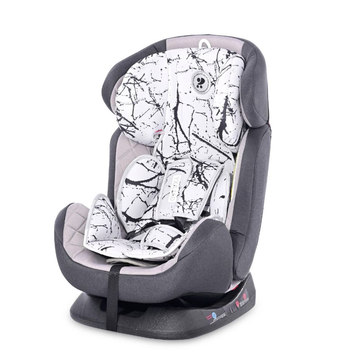 Scaun auto copii Lorelli Galaxy 0-36 KG Grey