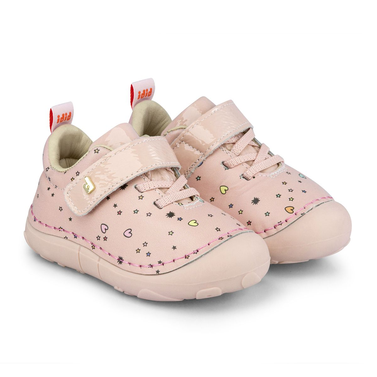 Pantofi sport Bibi Shoes Grow Happy Place, Camelia