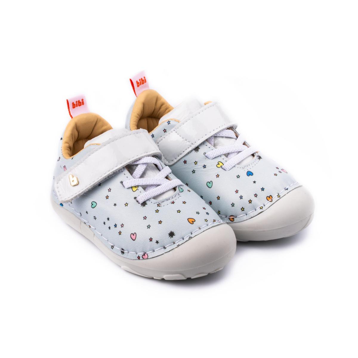 Pantofi sport Bibi Shoes Grow Happy Place, Ice