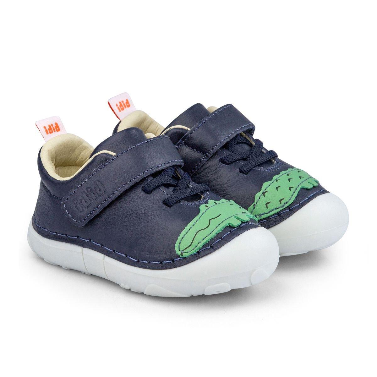 Pantofi sport Bibi Shoes Grow Crocodil imagine
