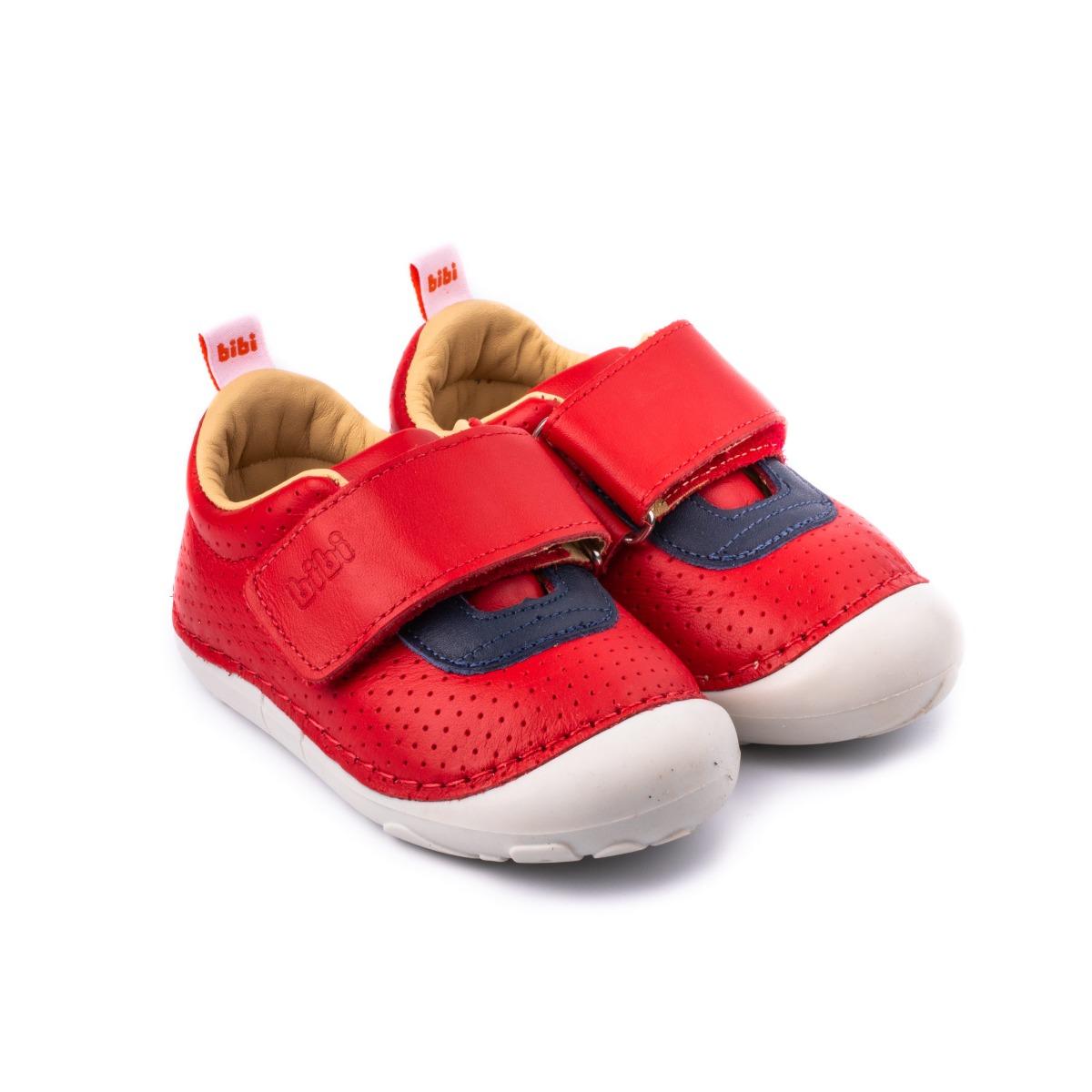 Pantofi sport unisex Bibi Shoes Grow, Rosu