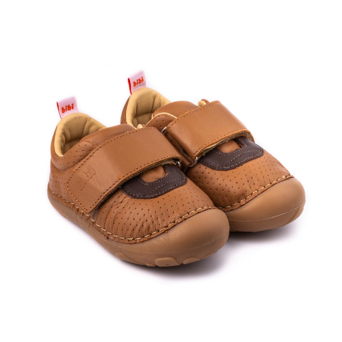 Pantofi sport Bibi Shoes Grow Brandy, Maro