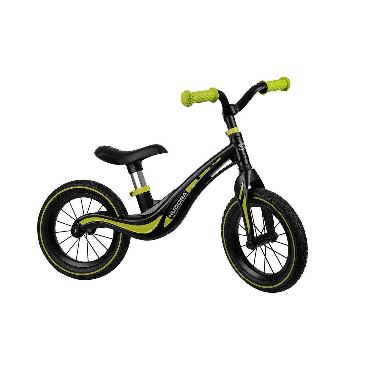 Bicicleta fara pedale, din aliaj de Magneziu Hudora Eco, 12 Inch