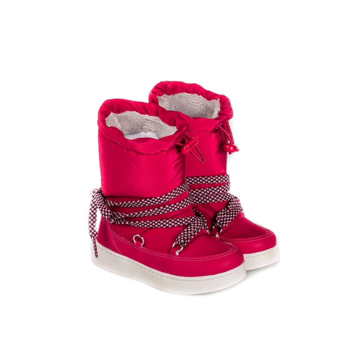 Cizme fete Bibi Urban Urban Boots Rodie cu blanita