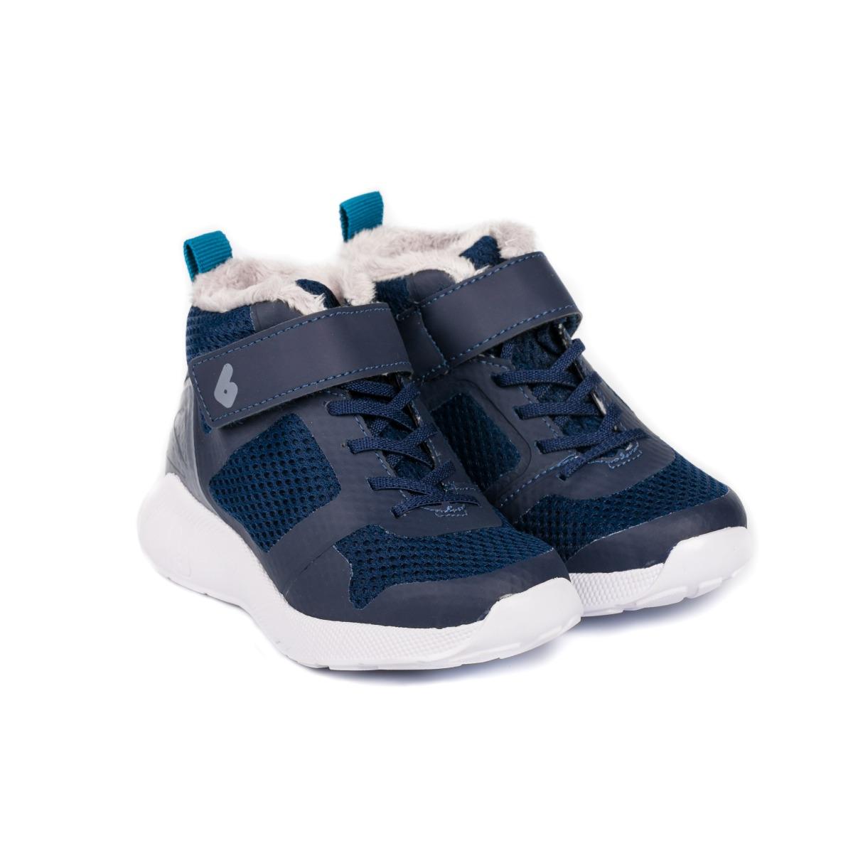 Ghete cu blanita Bibi Shoes Evolution Naval