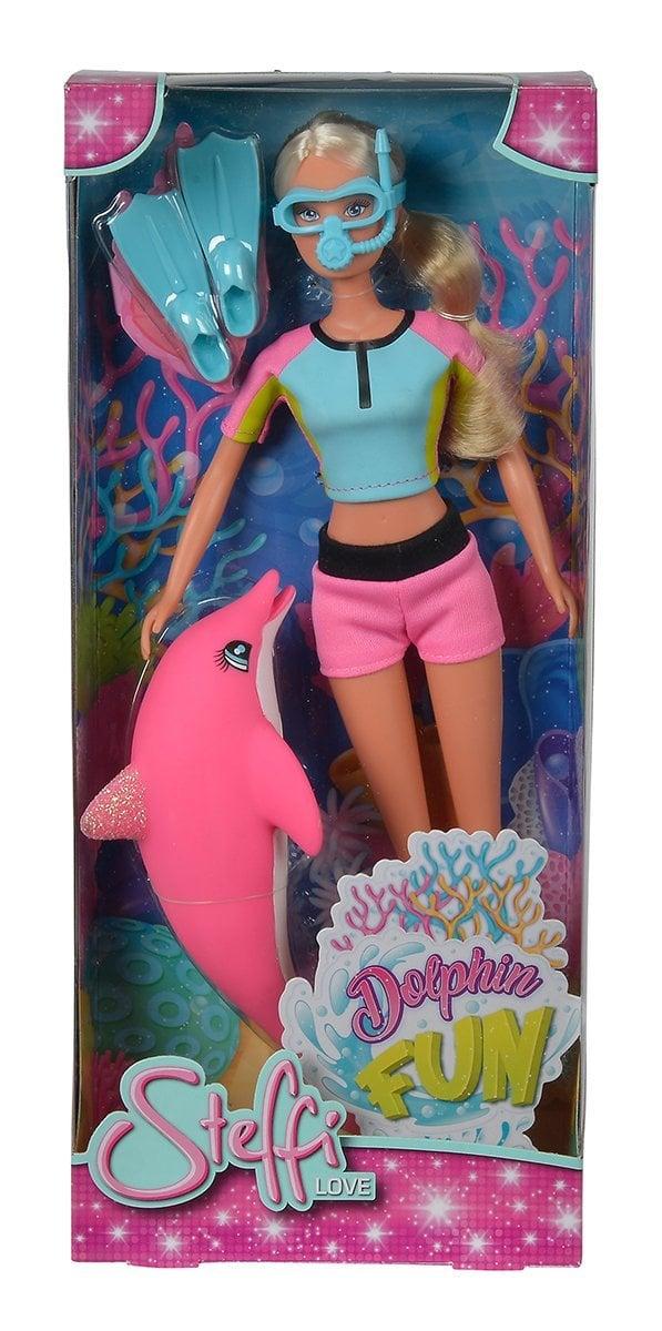 papusa si delfin simba steffi love
