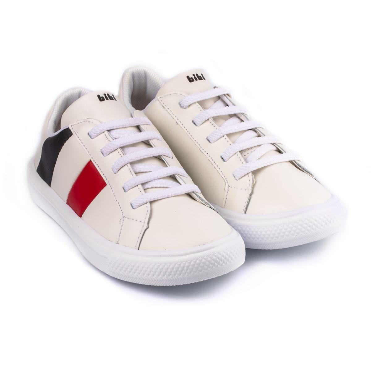 Pantofi Bibi Agility III Color, Alb
