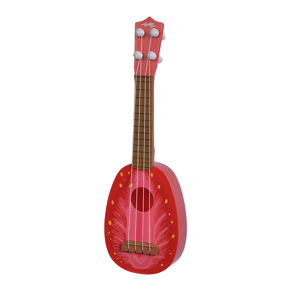 Ukulele, intstrument muzical, My Music World, Capsuna