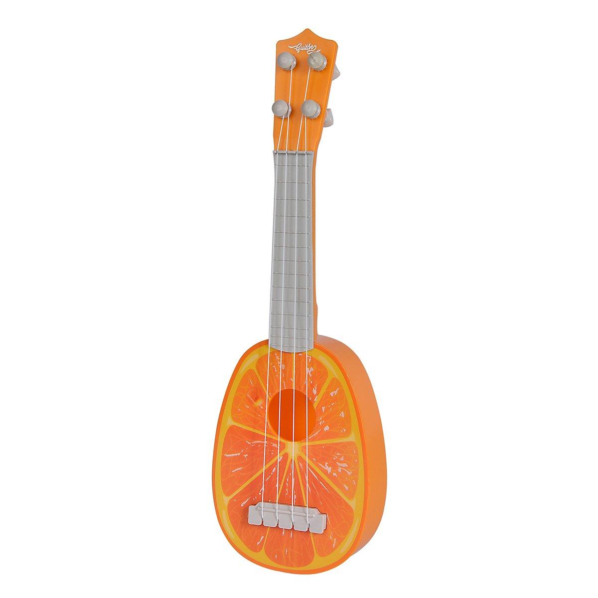 Ukulele, intstrument muzical, My Music World, Portocala