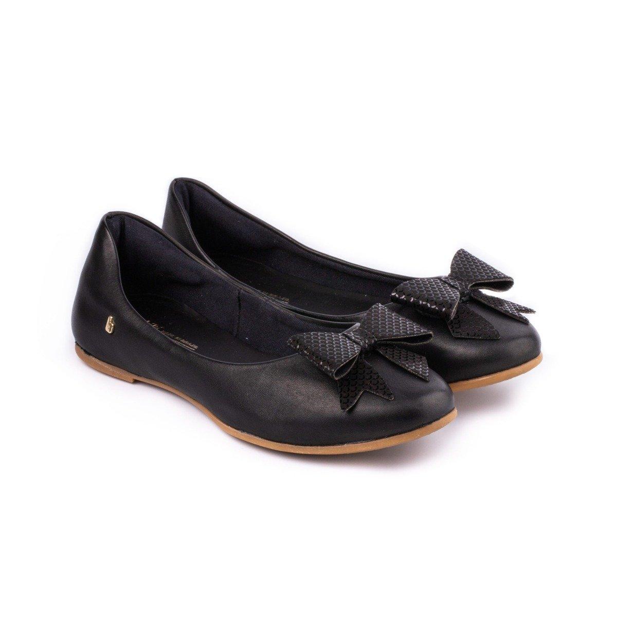 Balerini cu funda Bibi Shoes Renascence Kids imagine