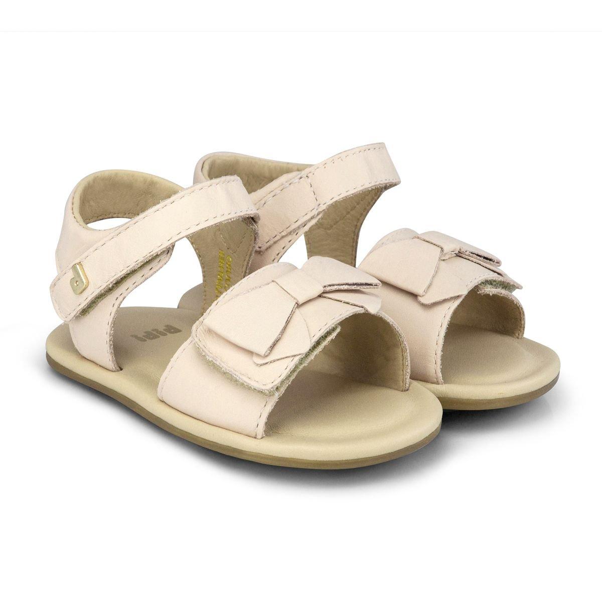 Sandale din piele Bibi Shoes Afeto, Bej