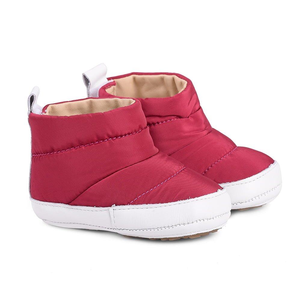 Ghetute Bibi Shoes Afeto Baby, Rosu imagine