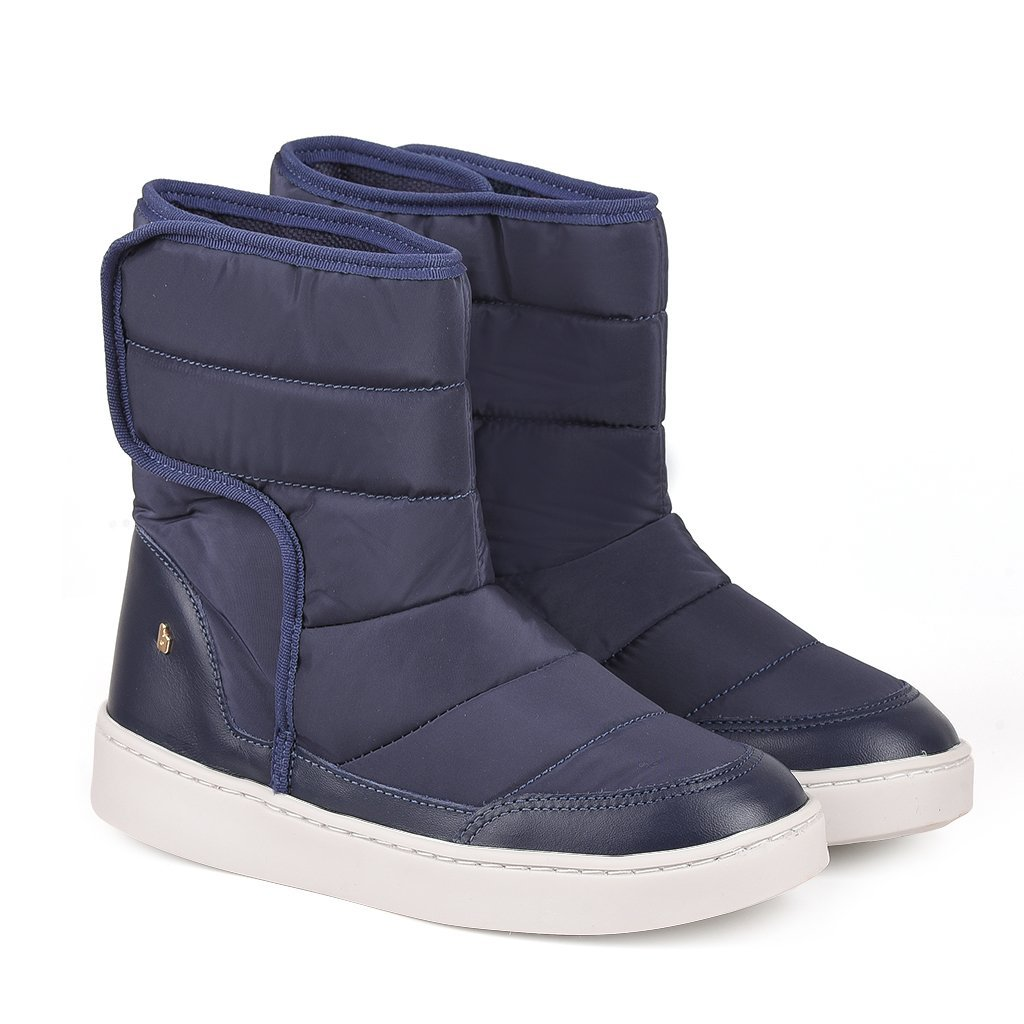 Cizme Bibi Shoes Urban Naval, Bleumarin