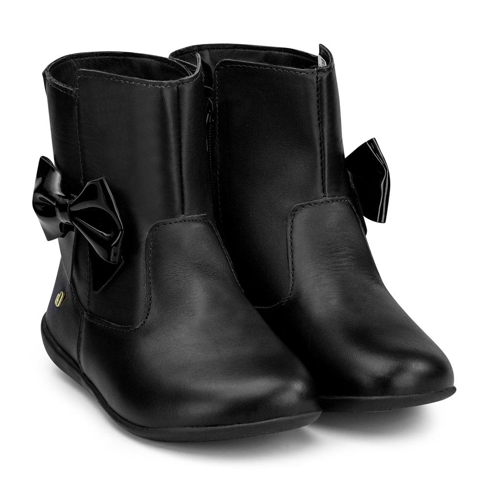 Ghete cu funda Bibi Shoes Rainbow Black