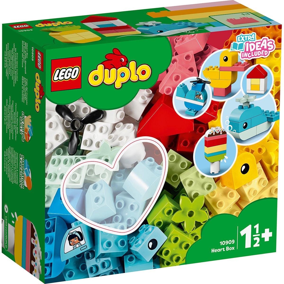 LEGO® DUPLO® - Cutie pentru creatii distractive (10909)