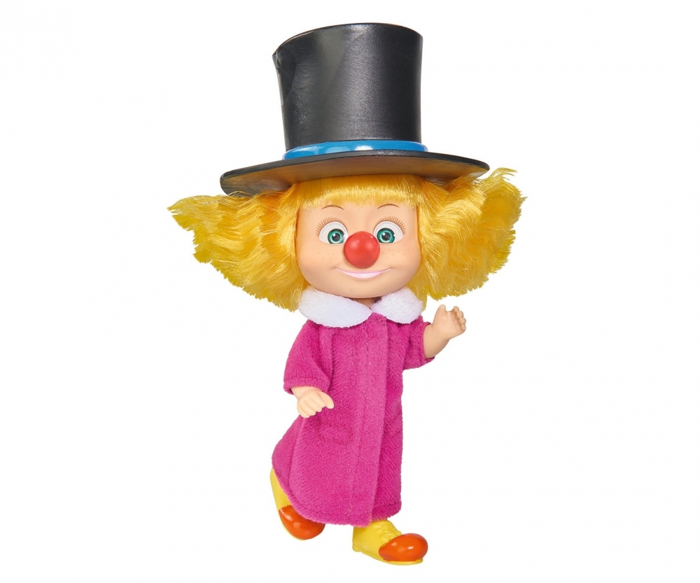 Papusa Masha and the Bear Movie Stars - Clown