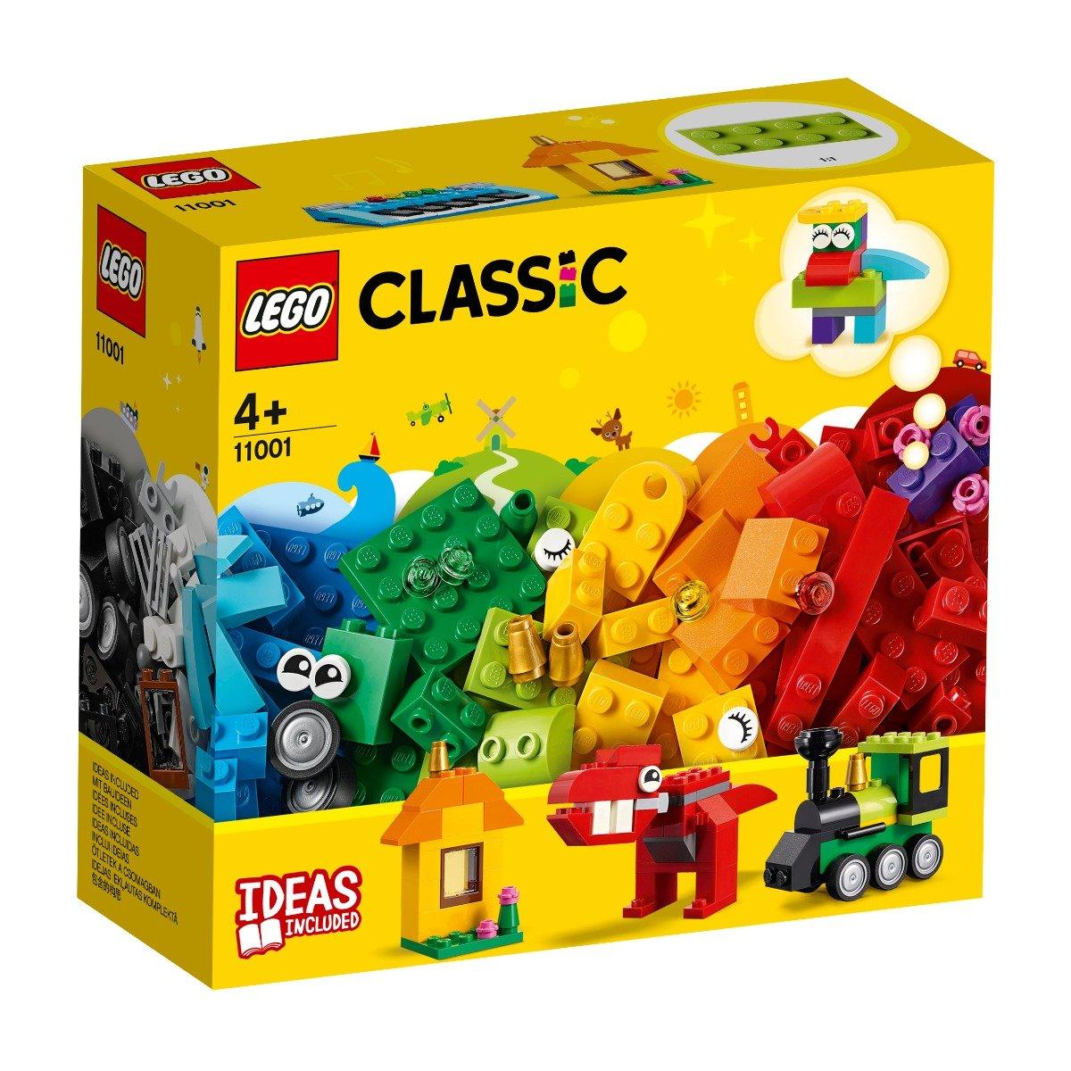 LEGO® Classic - Caramizi si idei (11001)