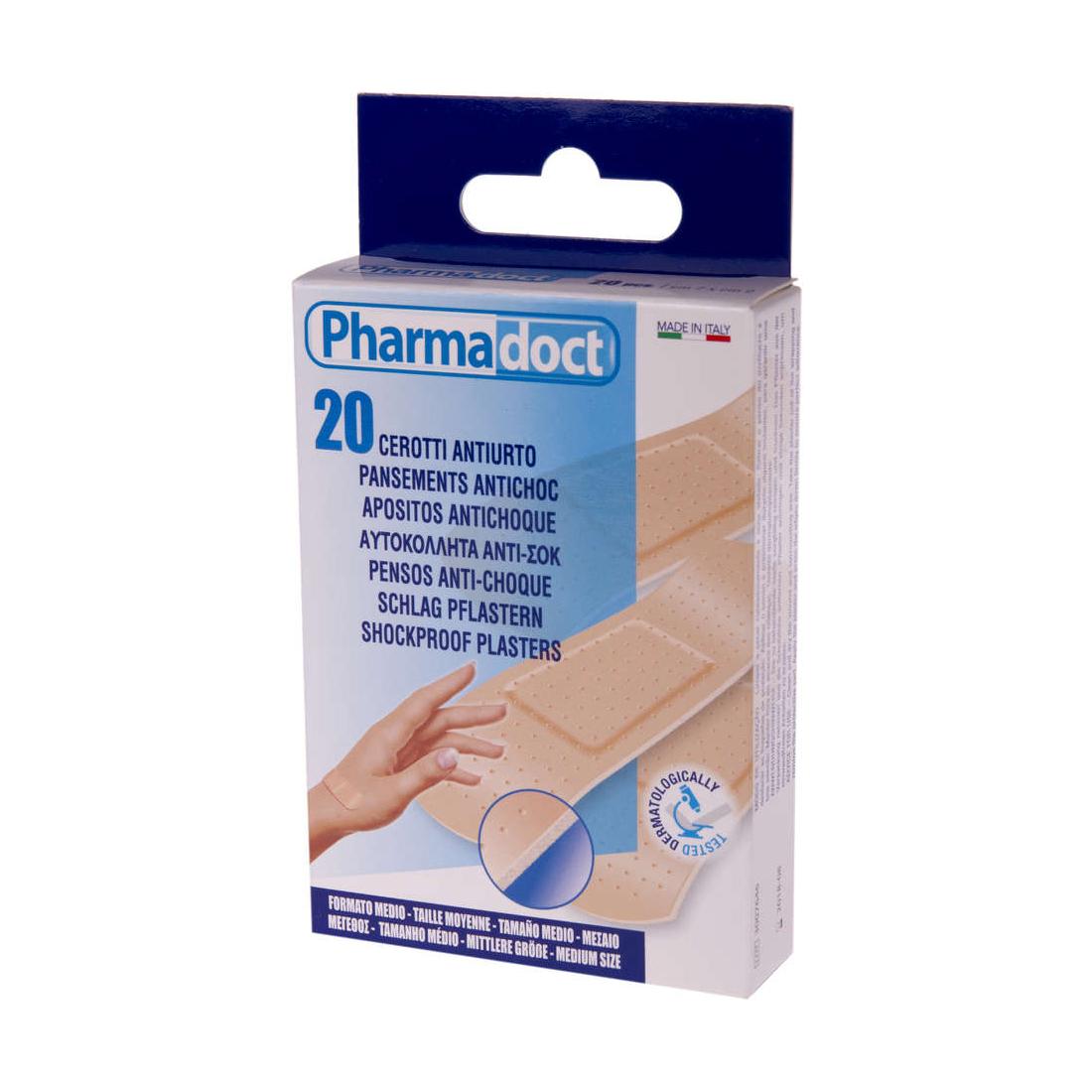 Plasture super-rezistent Pharmadoct, 20 buc imagine
