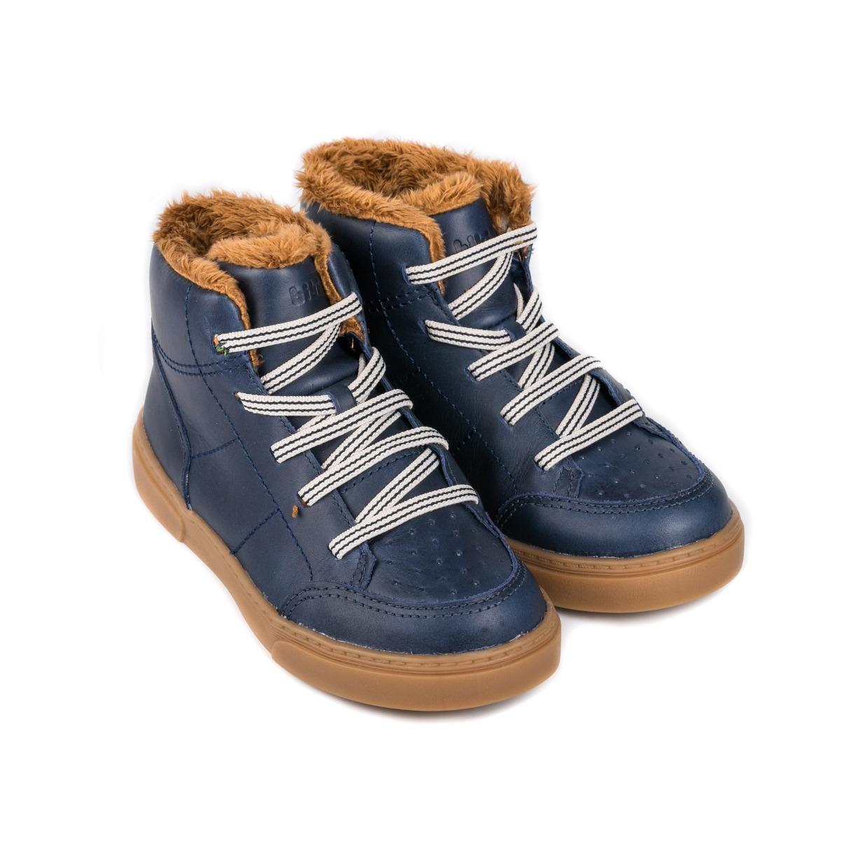 Ghete cu blanita Bibi Shoes On Way Naval