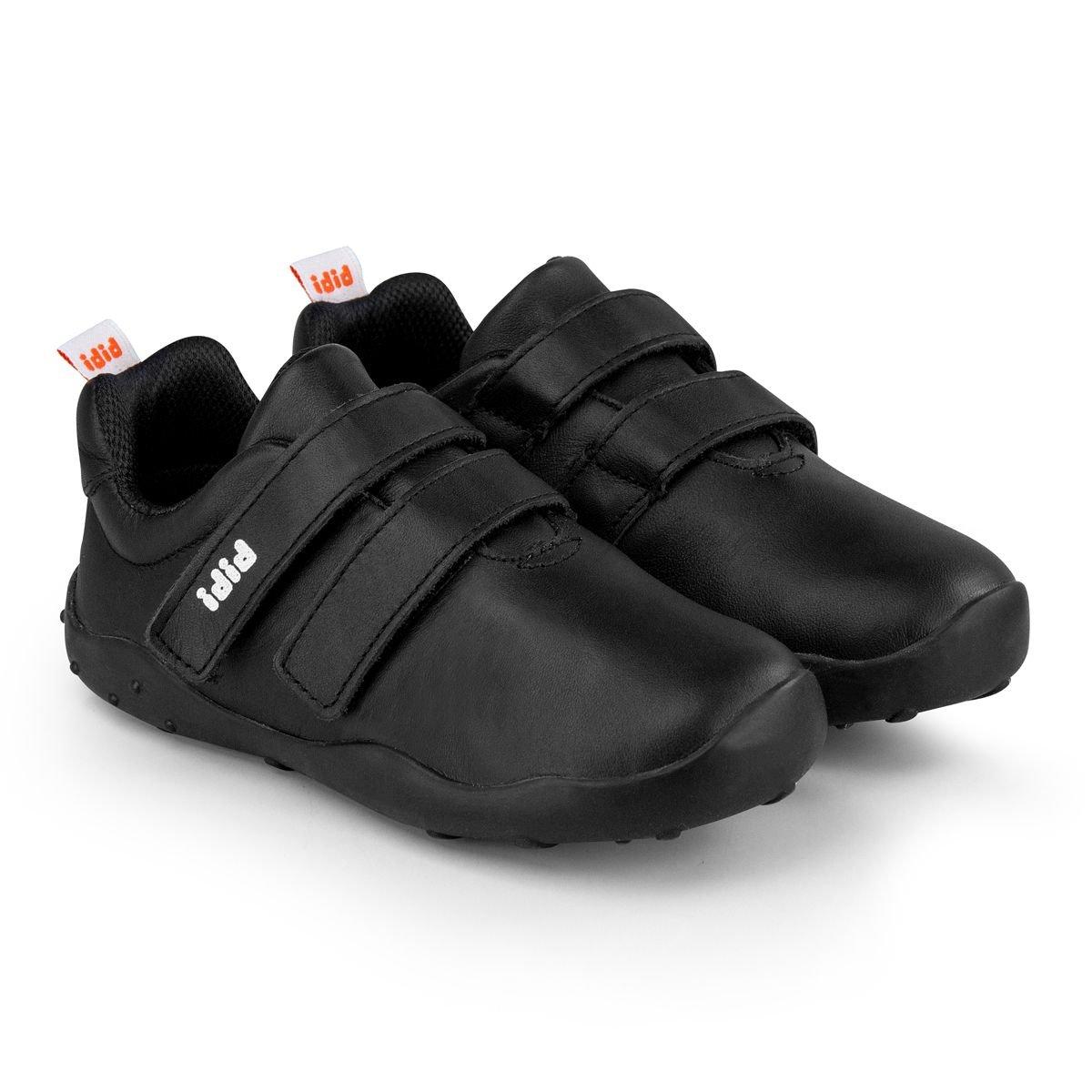 Pantofi sport Bibi Shoes Fisioflex, Negru imagine