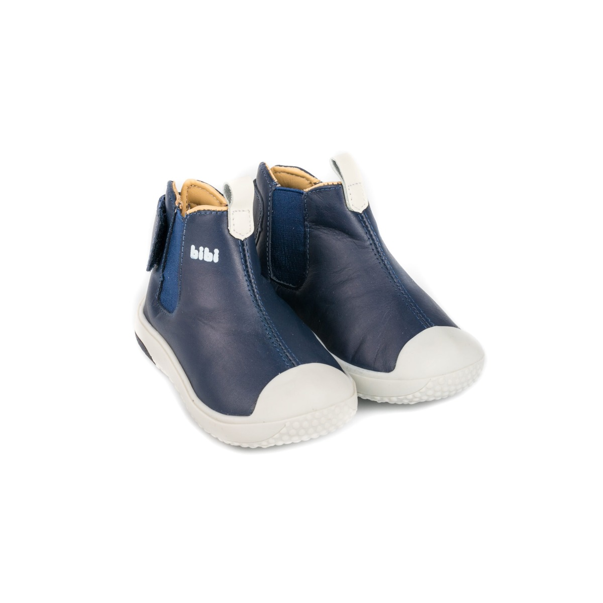 Ghete Bibi Shoes Prewalker, Bleumarin