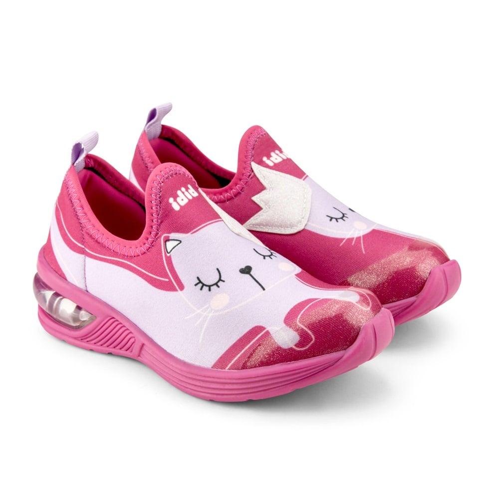 Pantofi fete Led Bibi Space Wave 2.0 Gato