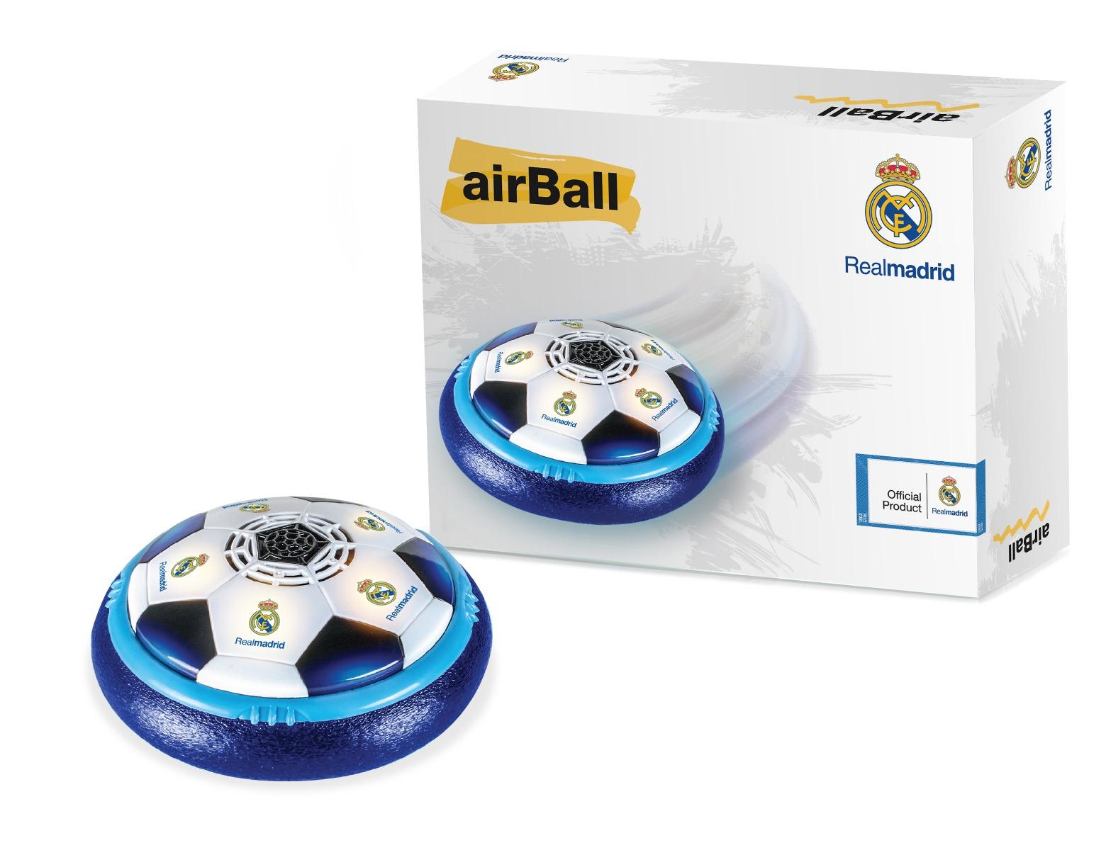 Minge care leviteaza Airball Real Madrid