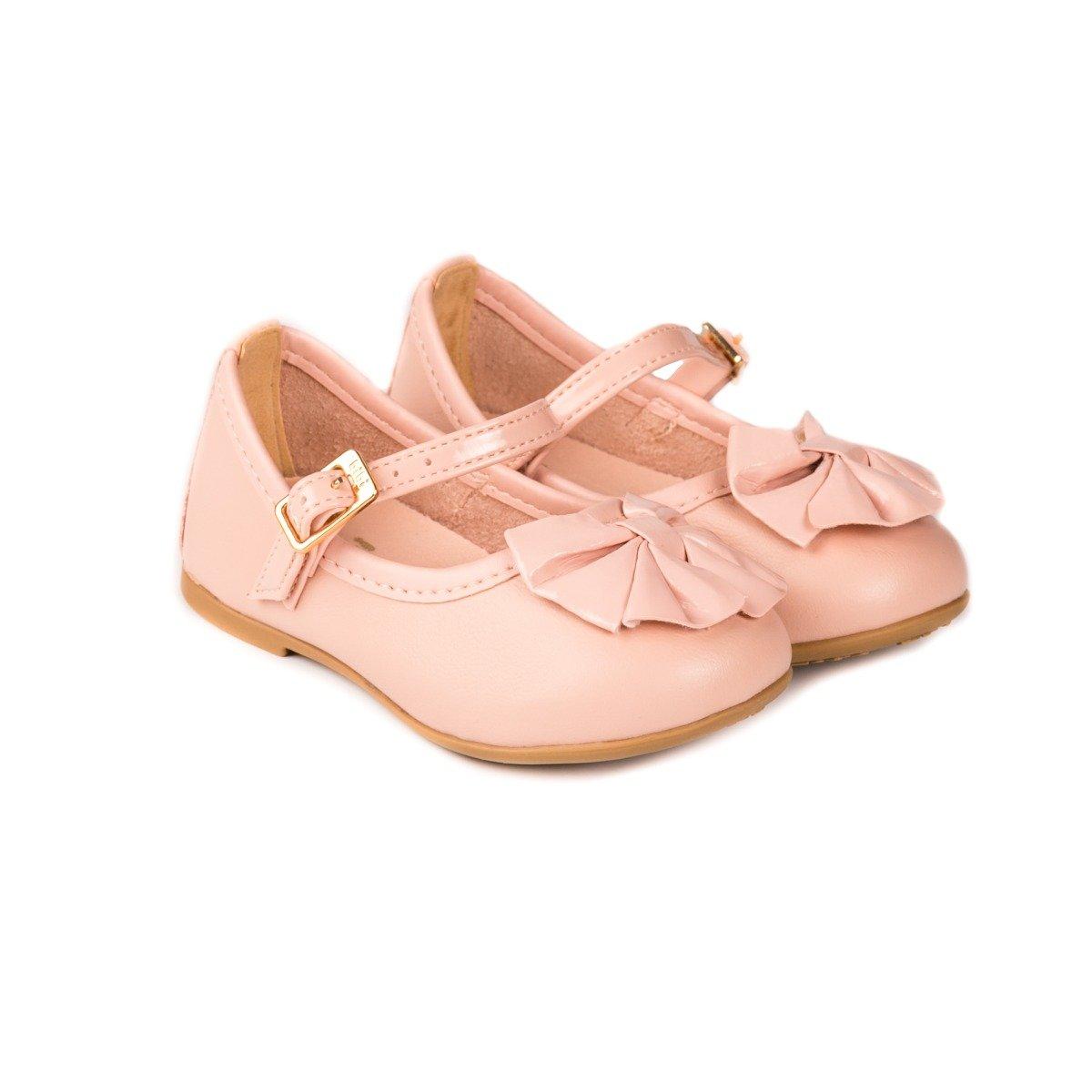 Balerini din piele Bibi Shoes Ballerina