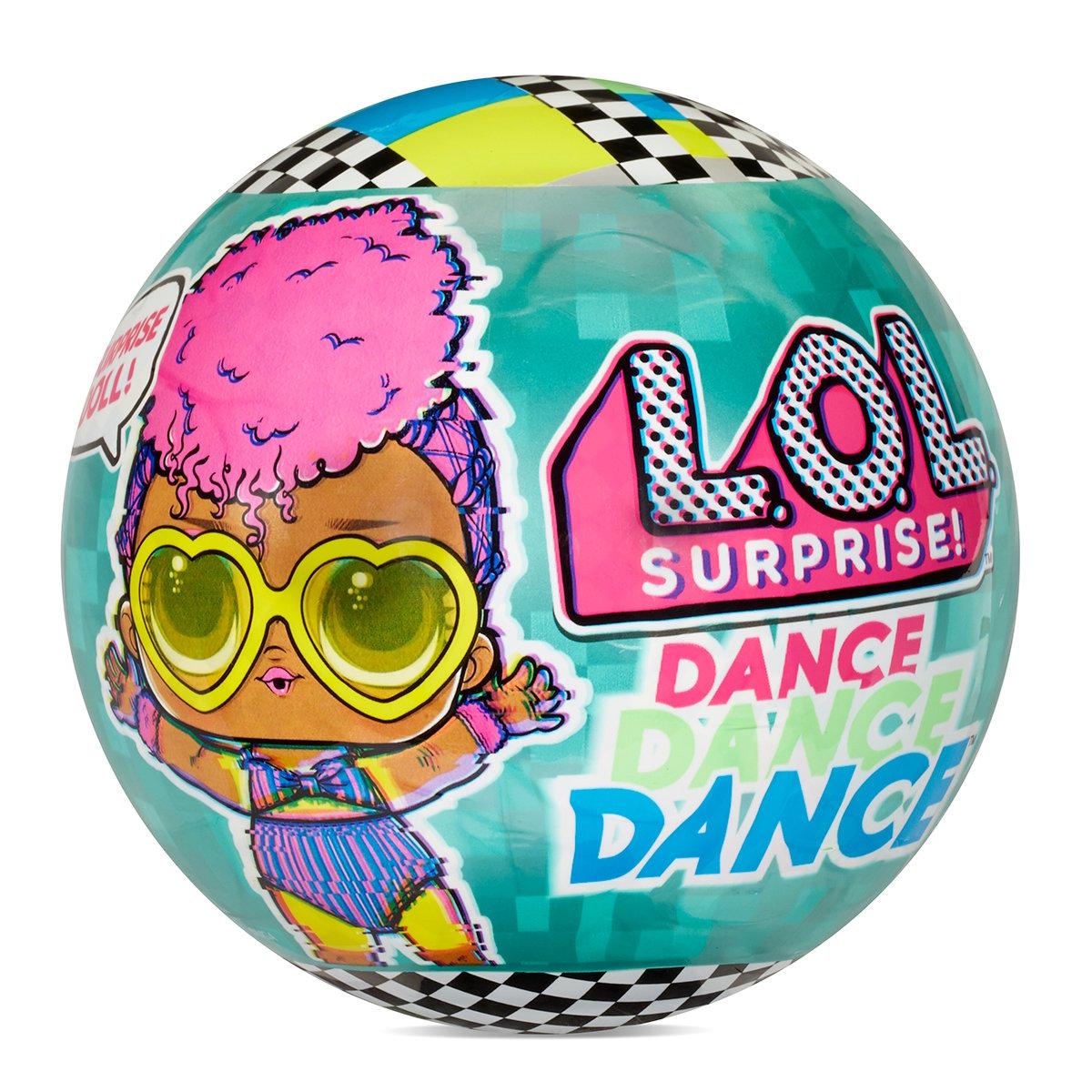 Papusa LOL Surprise Dance cu 8 surprize, 572930