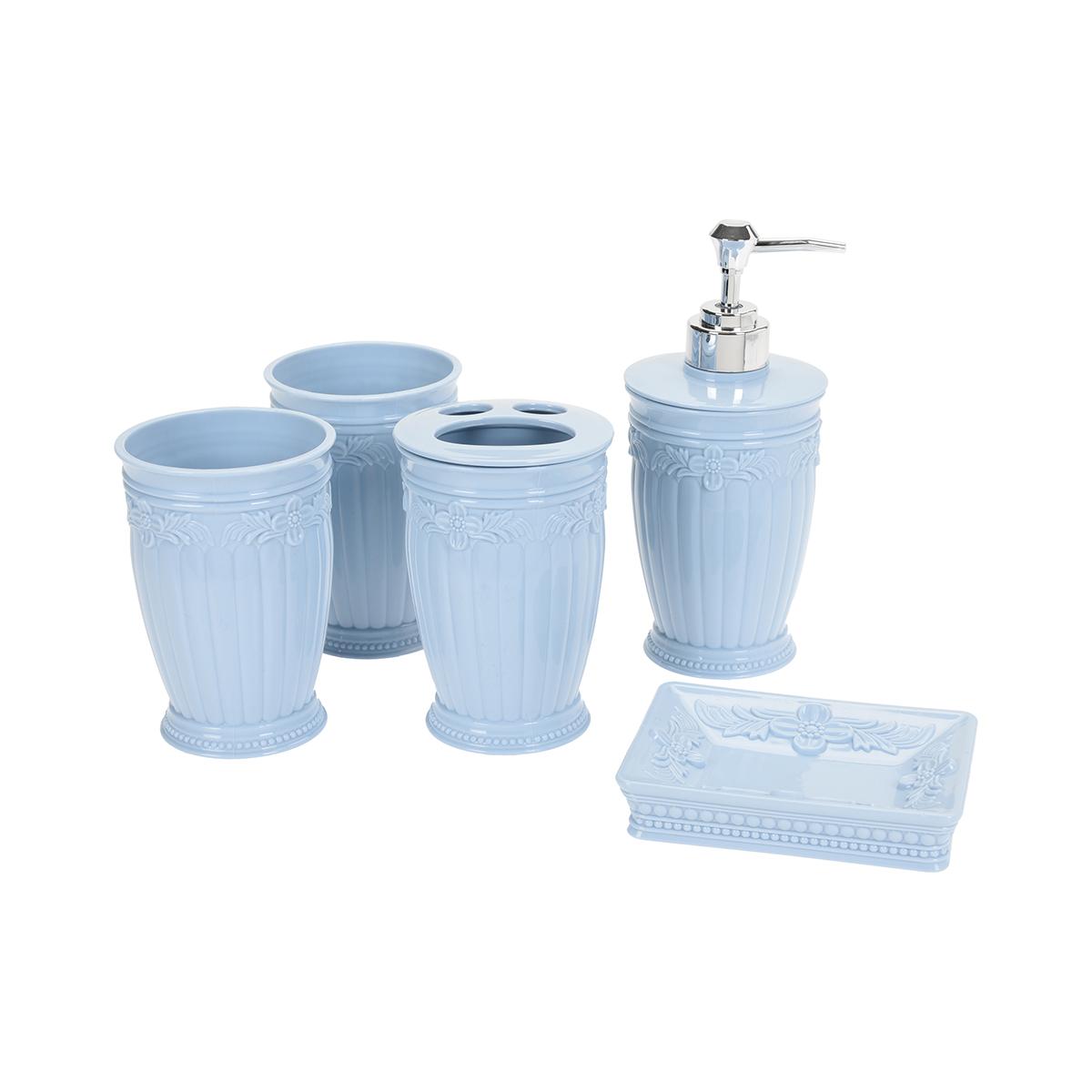 Set 5 accesorii pentru baie Koopman imagine