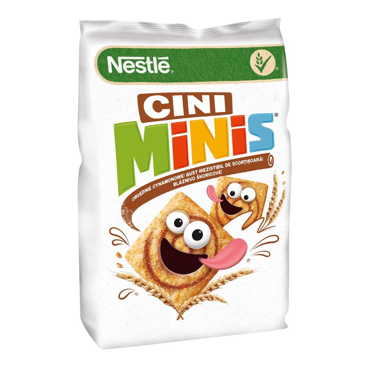 Cereale pentru mic dejun Nestle Cini Minis, 500 g imagine