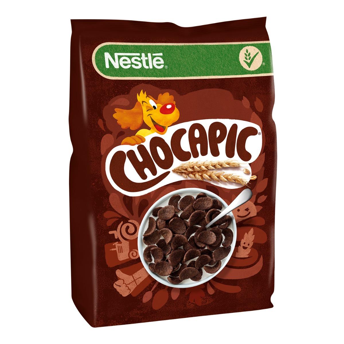 Cereale pentru mic dejun Nestle Chocapic, 500 g imagine